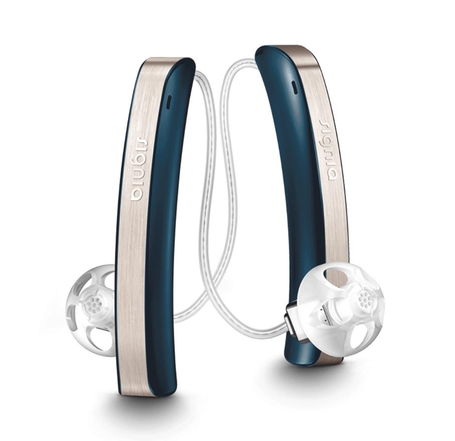 aparaty słuchowe Styletto
